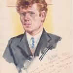 Портрет Ю.Северухина. Автор В.В.Пермяков